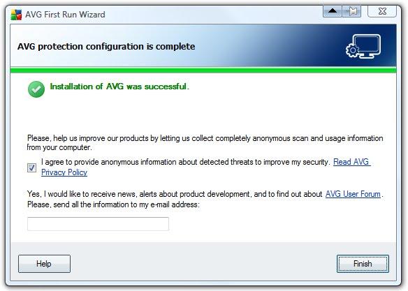 actualizacion de avg9.0